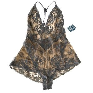 Intimately Free People Too Cute to Handle Bodysuit